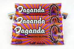DAGANDA Herbal Smoking Blend
